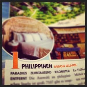 Philippinen in der InStyle 03/2013