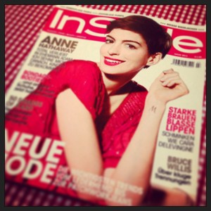 InStyle-Ausgabe März 2013 (c) Valerie Till