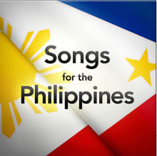 "Das Benefizalbum ""Songs for the Philippines"" (c) iTunes"