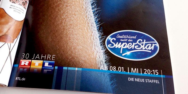 """Deutschland sucht den Superstar"": Start der 11. Staffel am 8. Januar 2014 (c) V. Till"