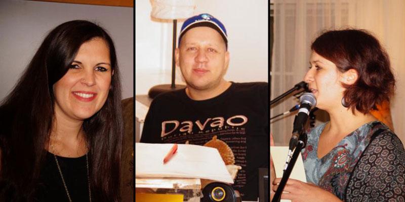 """Der """"Amaya""""-Vorstand: Marlis Winkler (Schriftführerin), Wolfgang Jung (Kassier), Claudia Ecker (Vorsitzende) © """"Amaya - Philippinenhilfe"""""""
