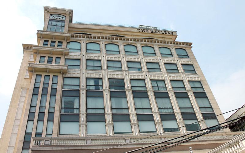 """Das Hotel """"The Bayleaf Intramuros"""" in der philippinischen Hauptstadt Manila © Valerie Till"""