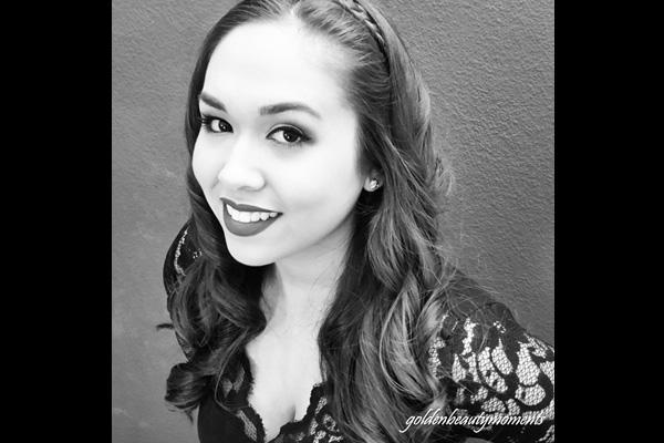 Beauty-Bloggerin Anne von goldenbeautymoments