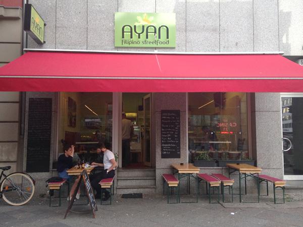 Restaurant Tipp Ayan Filipino Streetfood In Berlin Mabuhay Tisay