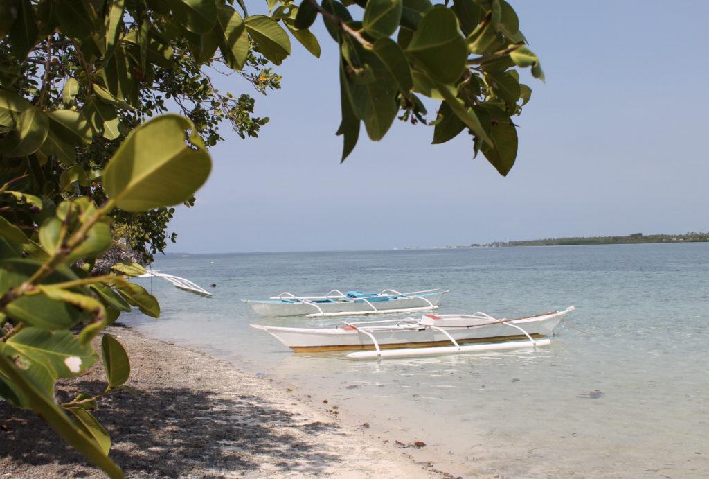 Malerischer Strand auf den Philippinen © Valerie Till