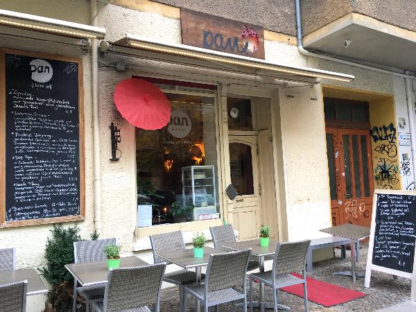 """Im Berliner Winsviertel: das philippinische Restaurant """"Pan - Filipino Grill"""""""